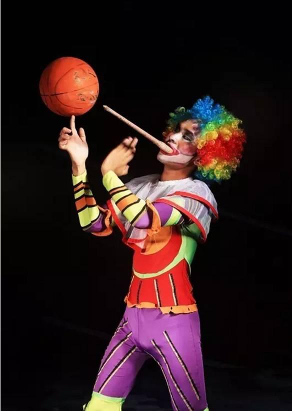 倒计时2天 魔术 小丑 杂技西和迎春嘉年华就缺你
