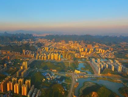 利好频频 临桂区成为桂林城市发展新一极
