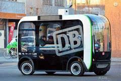 德国引入3D打印Olli自动驾驶巴士