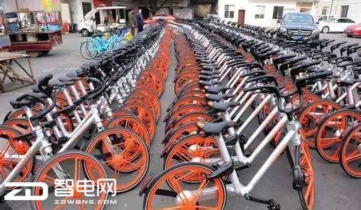共享单车引发的乱停 南京清拖500余辆其它城市呢?