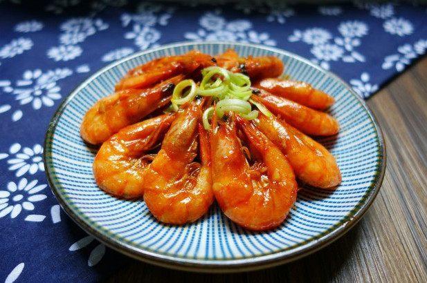 8.洋葱大米烩虾红酒收获图片