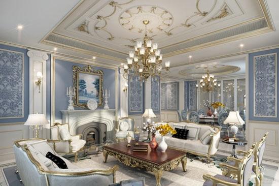 上海法式风格别墅怎么装修?图片