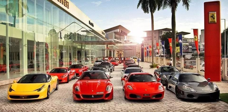 行业|有钱!澳洲法拉利、兰博基尼等豪车销售创新高!