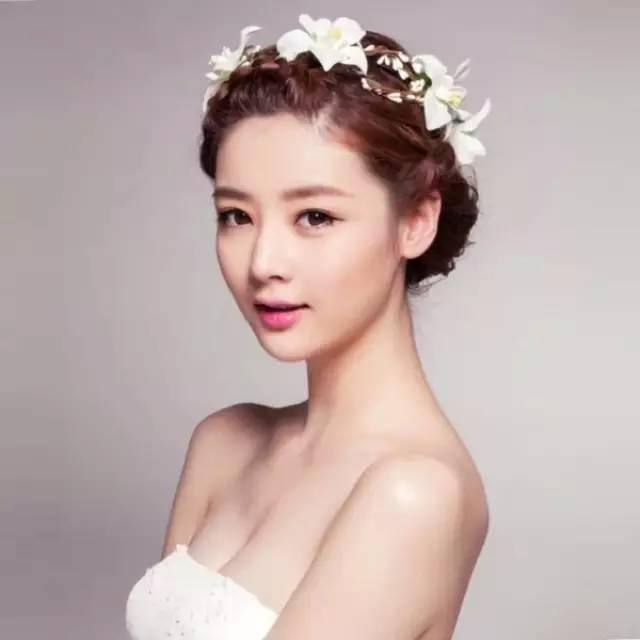 中式新娘造型-2017新娘发型流行趋势,这些发型要火了