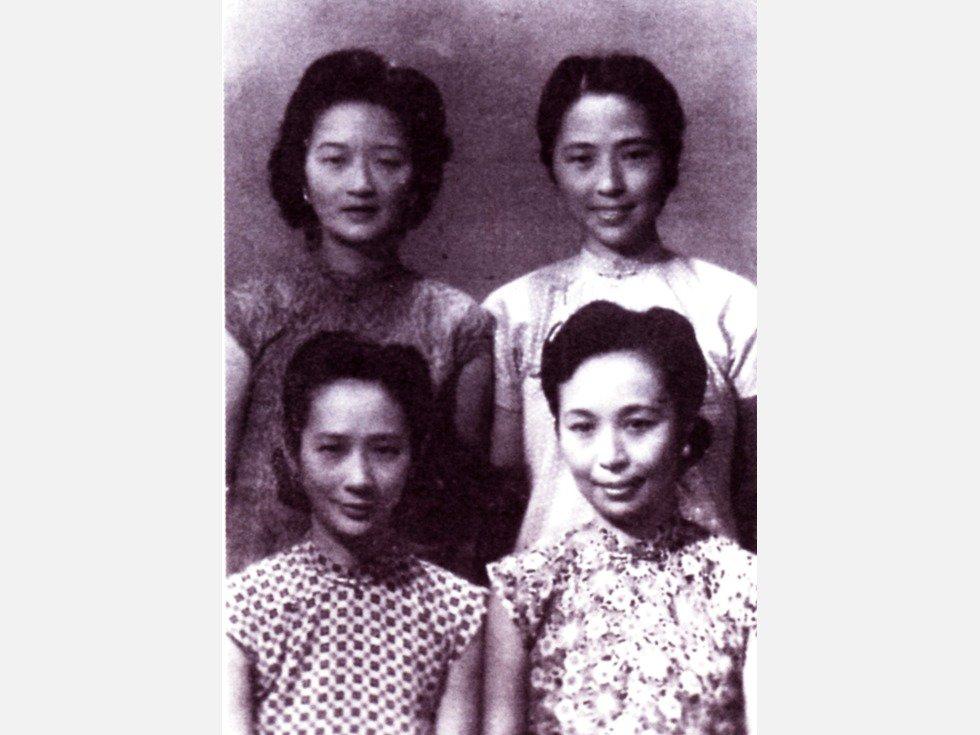 而娶了这四位才女的幸运儿分别是昆曲名家周传玠,语言学家周有光,文学
