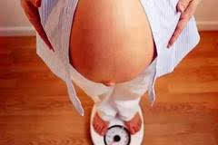 肥胖孕妇要密切监控体重增长