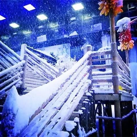 今年又可以喺广州睇雪啦!呢几个地方嘅真冰,连哈尔滨朋友都羡慕!