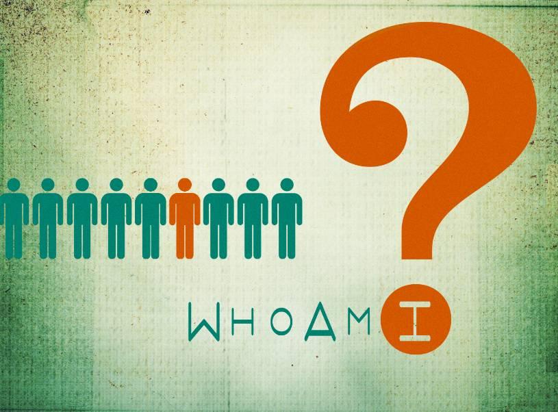 我是谁?我从哪里来?要到那里去?图片