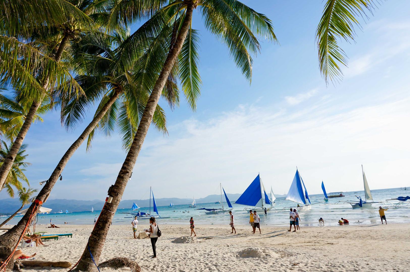 长滩岛人均_菲律宾长滩岛