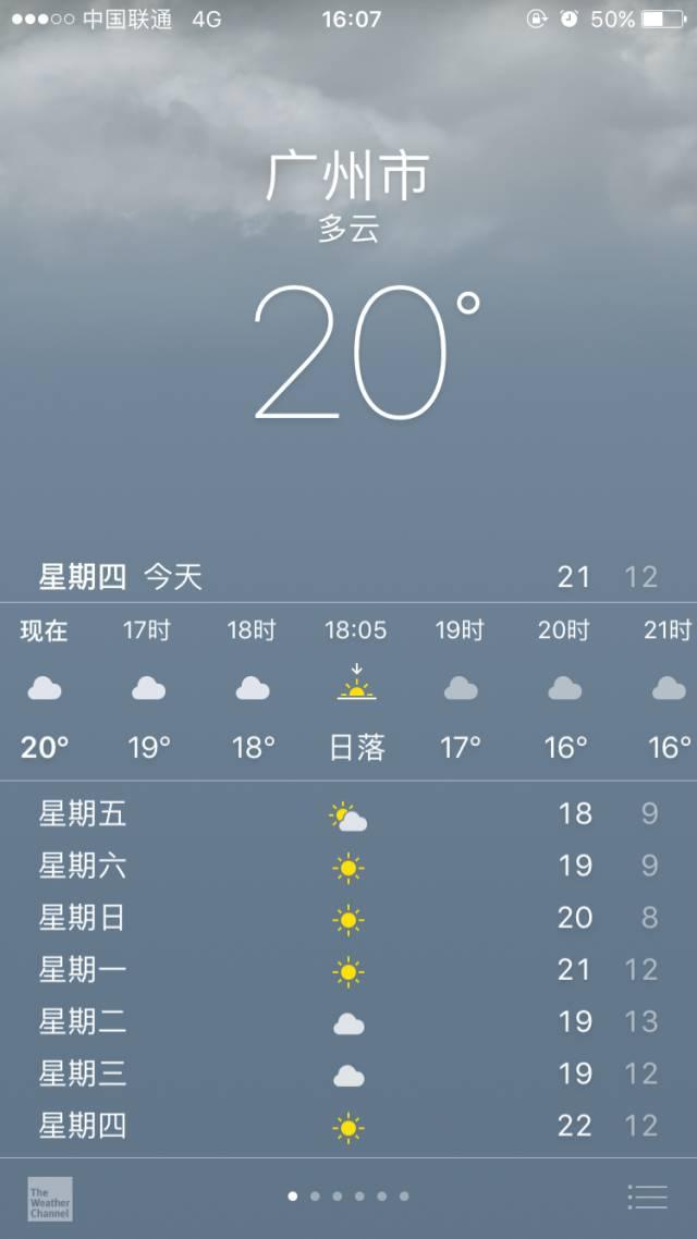 广州听日断崖式急降11度?!最低8度迎来冬天最冷一日!过山车气温几时完结?