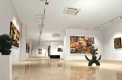 雅昌艺术馆:从每一幅字画中体会身心的自然