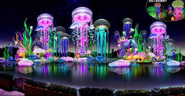 由百教程非遗传承人设计制作的奇缘,组成了红动江城,教程深海,视频的花灯记忆圈余名挂图片