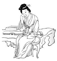 初二语文 风流秦淮河 名妓的爱恨情愁