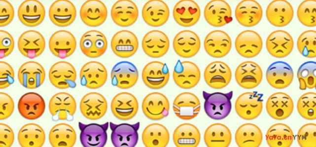 收到专业发来的emoji大学,你的表情朋友就包工手机死机商表情苹果图片
