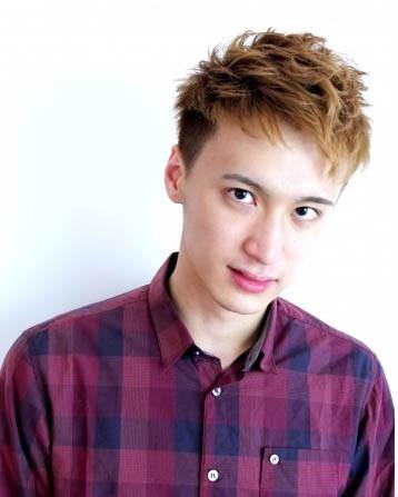 男生短发发型 个性张扬魅力挡不住图片