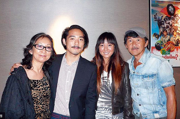 1995年,林子祥与吴正元正式离婚,1996年,林子祥与叶倩文结婚.图片