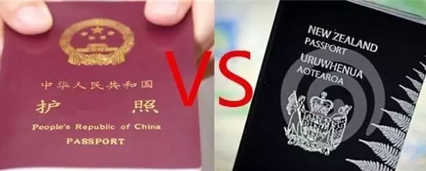 中国护照含金量上升,PR们还要不要入新西兰籍,这是个问题!
