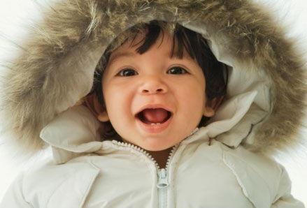 冬季宝宝穿衣过多也会感冒-今日看点