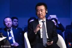 """【对话】王健林跟马云在达沃斯又""""较上劲""""了!这一次,他们说……"""