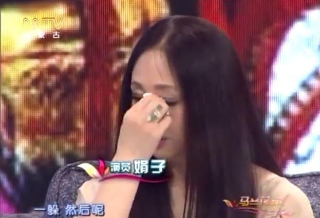 娟子被骗来演还珠格格令妃 回忆香妃去世泪流满面