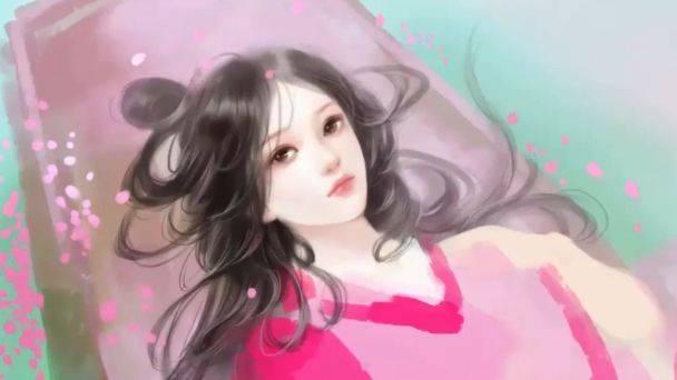 珠宝, 鲜花, 古风美女, 哪个绘画教程是你的最爱?