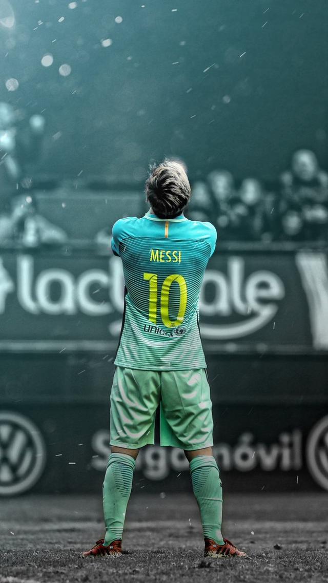 球王梅西精美手机壁纸,巴萨球迷和梅吹们有福了!