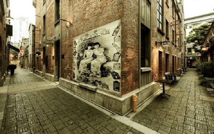 大胆人体艺术写真189_抓取到这座城市的脉搏,倾情打造西康·189弄,一座精致唯美的艺术空间