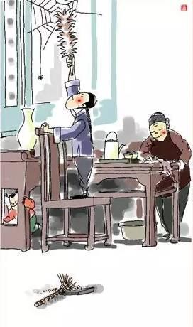 史上最全春节风俗总结,你家孩子知道几个 快带着孩子学起来