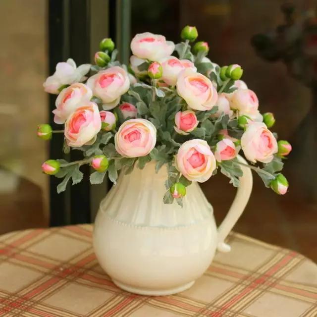 玄静道长;家里不能摆假花?催桃花不能用假花?
