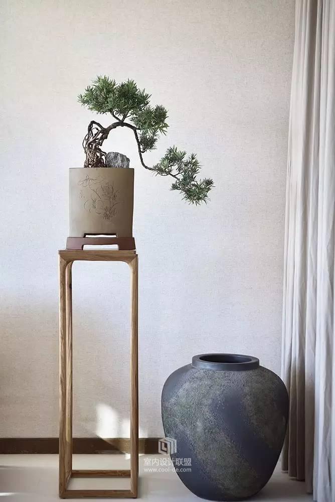 新中式家具运用天然花梨木材质