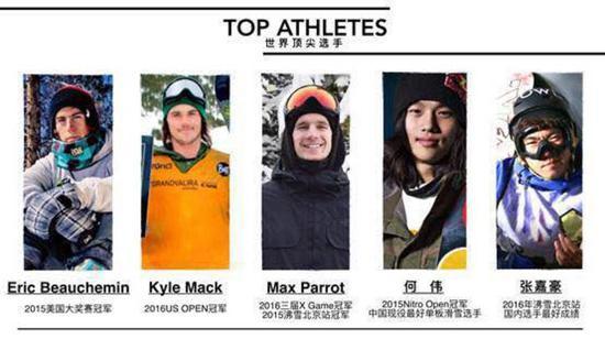 香蕉体育办亚洲最高级别单板滑雪赛,总奖金超80万