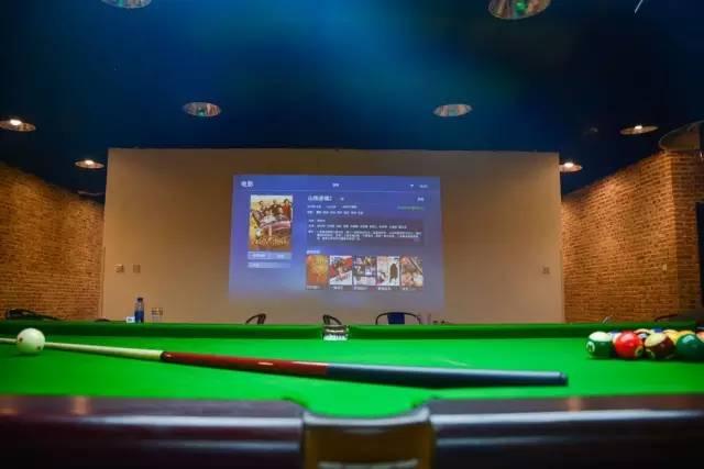 天津人春节聚会的正确打开方式 想一站式体验台球 棋牌 影院 这条微图片