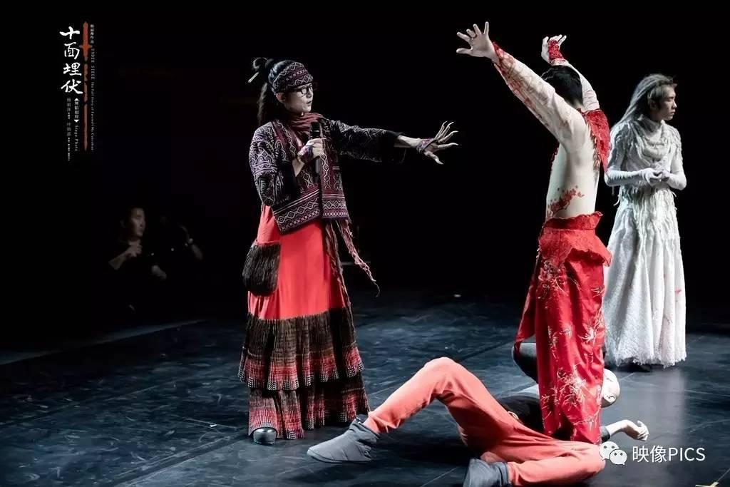 杨丽萍的舞蹈实验