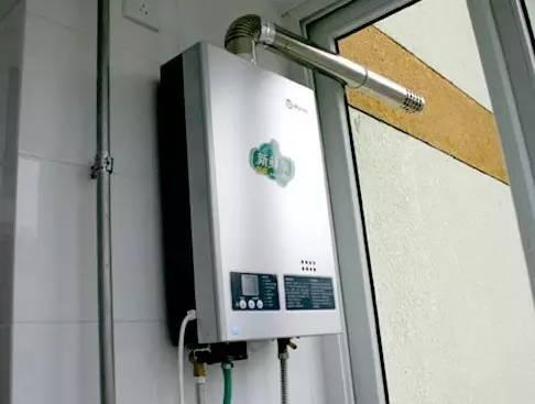 """""""燃气安全""""系列宣传之二燃气器具,燃气热水器使用安装图片"""
