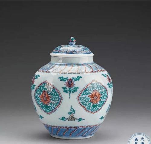 清雍正时期斗彩瓷器鉴赏,民间还有真品吗