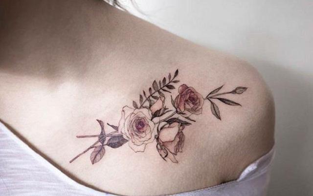 女生纹身什么图案好,这些比较小清新图片
