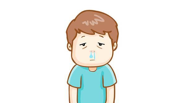 比如说发烧了或者鼻塞特别严重的话就别硬抗,毕竟感冒了也得上班上学图片
