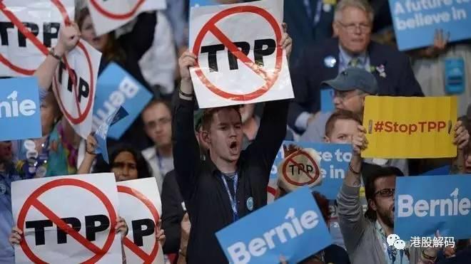 特朗普一上任就宣布退出TPP,贸易战即将打响?! - star - 金融期货