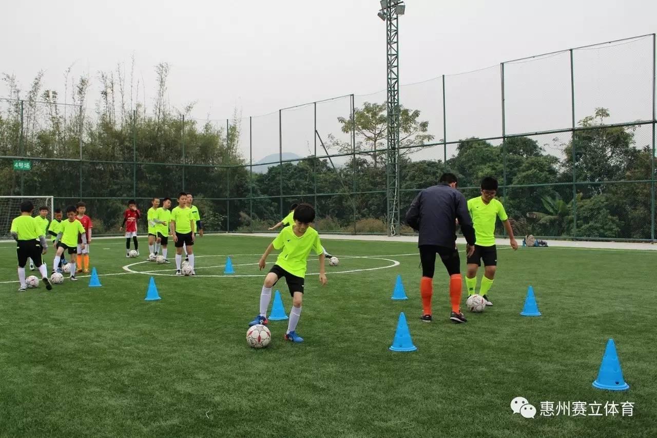 热烈祝贺赛立足球俱乐部第一期青少年寒假培训
