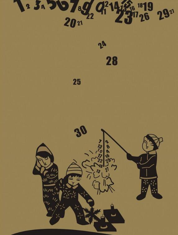七零,八零后童年记忆中过年的味道都去哪了?
