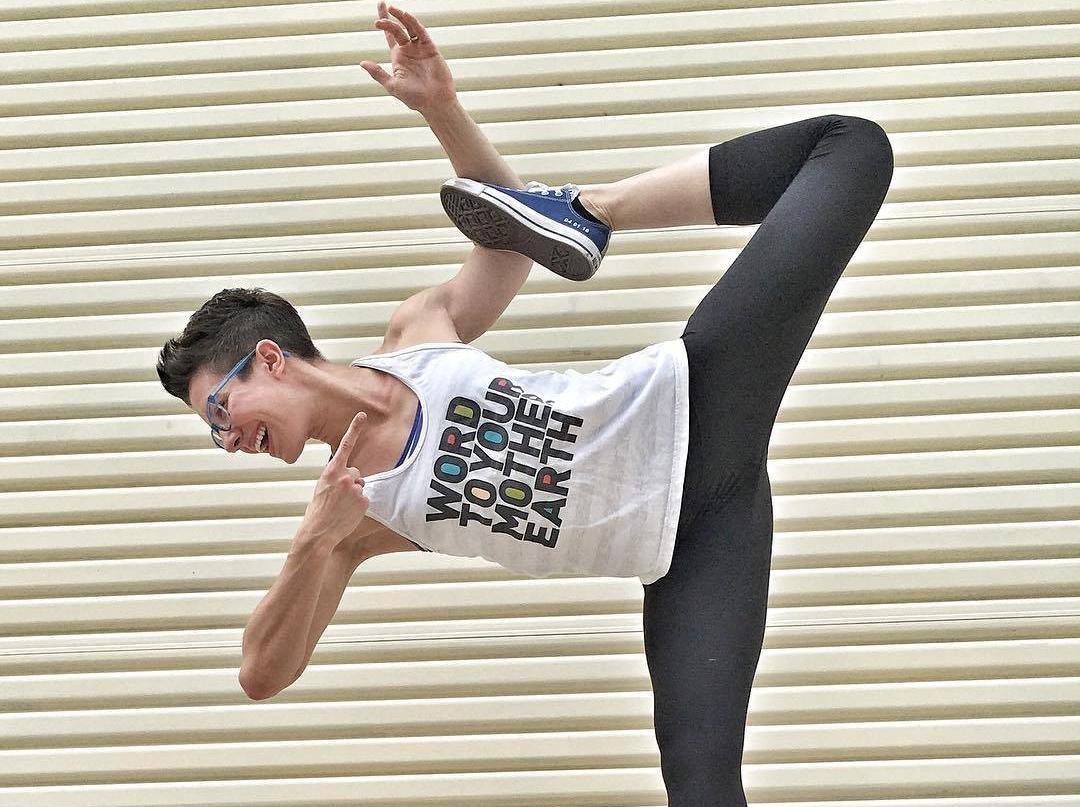 瑜伽盘腿那么好,每天练还得了!