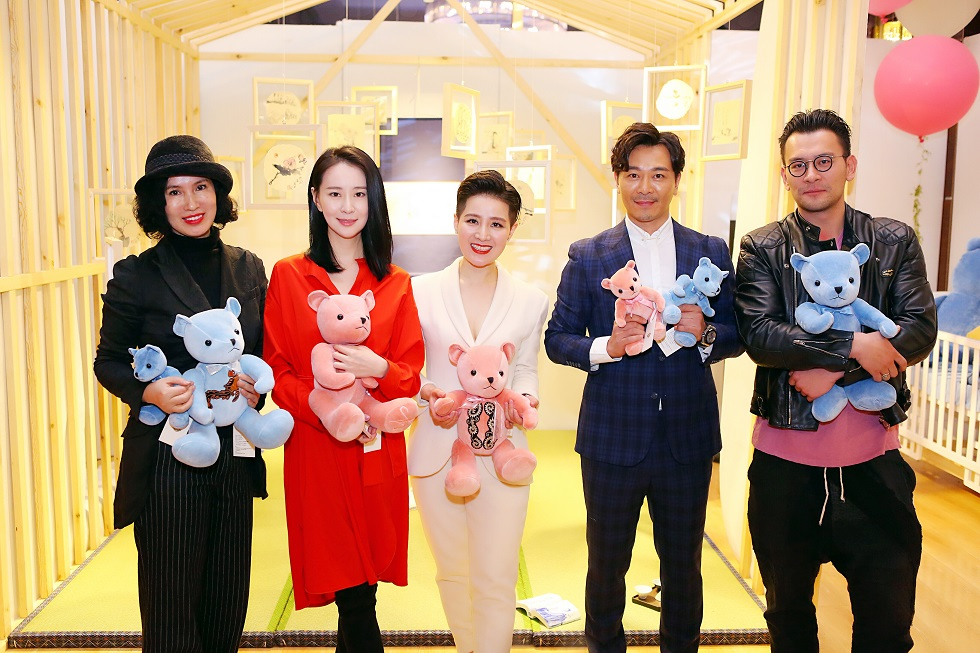 北京四季酒店携盛童童打造HOMIE熊的十二位朋友展