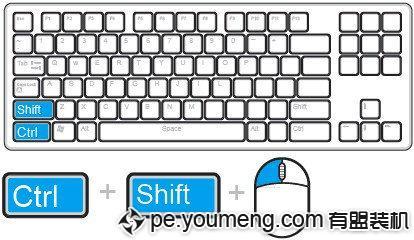 电脑快捷键使用大全,让你操作溜得飞起