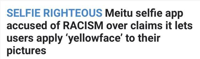 """美图秀秀把一群老外搞懵逼了,""""美白""""是不是种族歧视 - 风帆页页 - 风帆页页博客"""