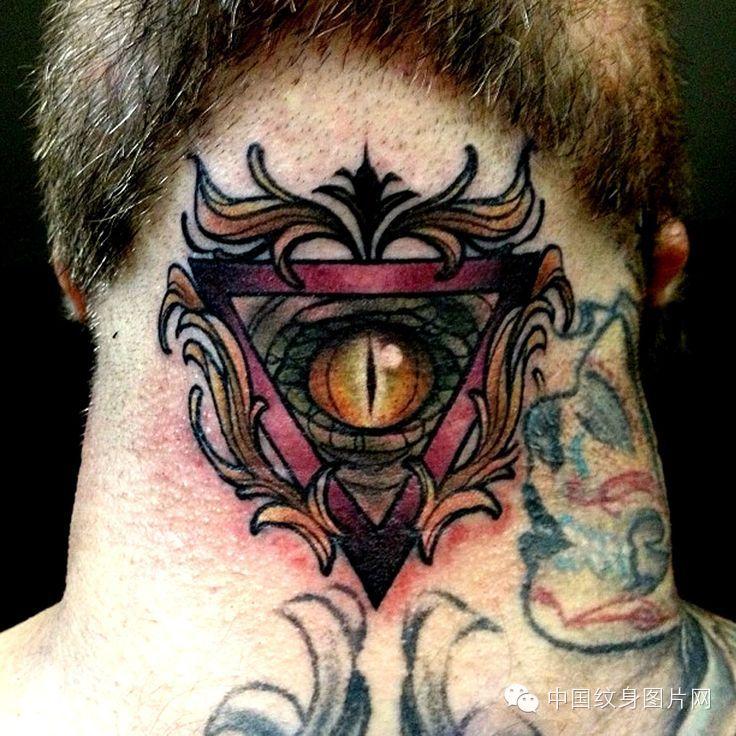 纹身素材:全视之眼