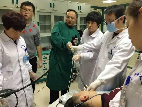 科研】喜讯喜讯!泰州地区首例双气囊小肠镜术