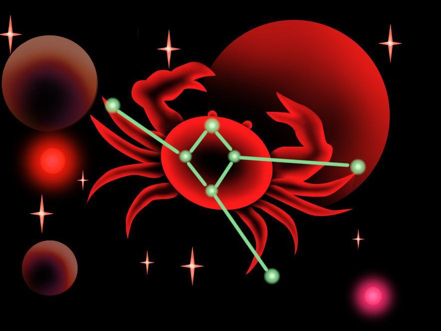 十二星座恋爱日常之巨蟹座摩羯座六月学业图片