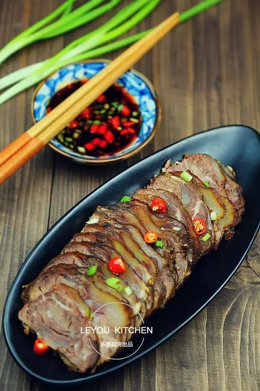 大年夜饭最牛气冲天的凉菜—酱牛肉,附:制造配方!