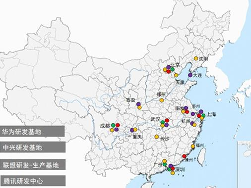 中心城市年底排座次西安发展垫底资源前茅