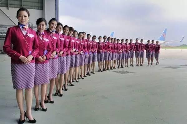 世界各国的空姐,大饱眼福!这才是春节福利啊!
